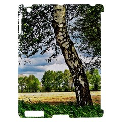 Trees Apple iPad 2 Hardshell Case (Compatible with Smart Cover)