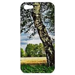 Trees Apple Iphone 5 Hardshell Case