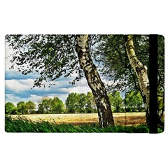 Trees Apple iPad 3/4 Flip Case