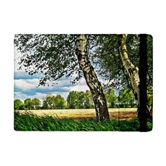 Trees Apple iPad Mini Flip Case