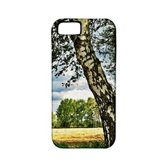 Trees Apple iPhone 5 Classic Hardshell Case (PC+Silicone)