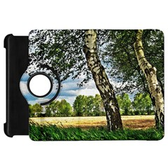 Trees Kindle Fire Hd 7  Flip 360 Case