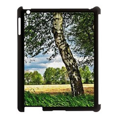 Trees Apple iPad 3/4 Case (Black)