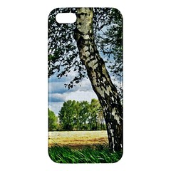 Trees iPhone 5 Premium Hardshell Case
