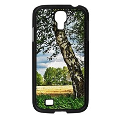 Trees Samsung Galaxy S4 I9500/ I9505 Case (Black)