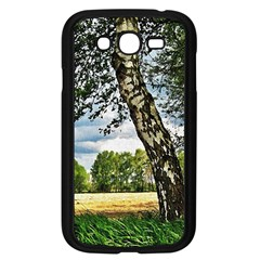 Trees Samsung Galaxy Grand DUOS I9082 Case (Black)