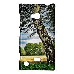 Trees Nokia Lumia 720 Hardshell Case