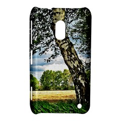 Trees Nokia Lumia 620 Hardshell Case