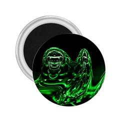 Modern Art 2.25  Button Magnet