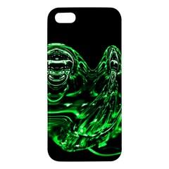 Modern Art iPhone 5S Premium Hardshell Case
