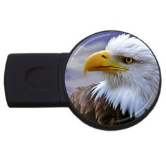 Bald Eagle 2GB USB Flash Drive (Round)