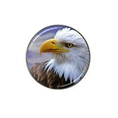 Bald Eagle Golf Ball Marker 10 Pack (for Hat Clip)