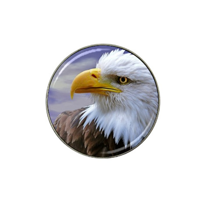 Bald Eagle Golf Ball Marker 10 Pack (for Hat Clip)