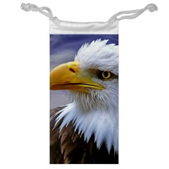 Bald Eagle Jewelry Bag
