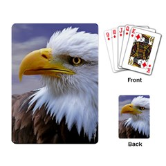 Bald Eagle Playing Cards Single Design