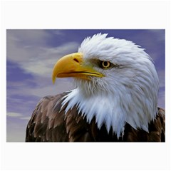 Bald Eagle Glasses Cloth (Large)