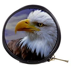 Bald Eagle Mini Makeup Case