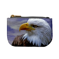 Bald Eagle Coin Change Purse