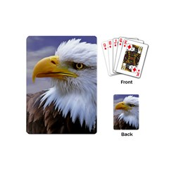Bald Eagle Playing Cards (mini)