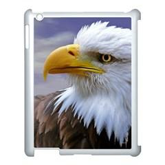 Bald Eagle Apple iPad 3/4 Case (White)