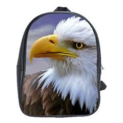 Bald Eagle School Bag (XL)