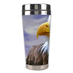 Bald Eagle Stainless Steel Travel Tumbler
