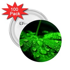 Waterdrops 2.25  Button (100 pack)