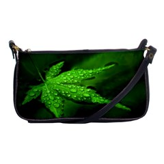 Leaf With Drops Evening Bag