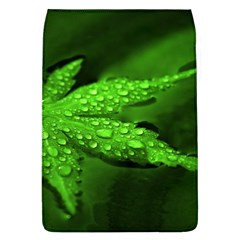 Leaf With Drops Removable Flap Cover (Large)