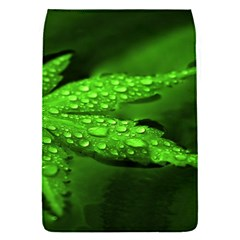 Leaf With Drops Removable Flap Cover (small)