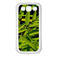 Bamboo Samsung Galaxy S3 Back Case (white)