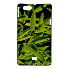 Bamboo Sony Xperia Miro Hardshell Case