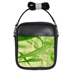 Bamboo Girl s Sling Bag
