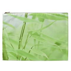 Bamboo Cosmetic Bag (XXL)