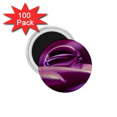 Waterdrop 1 75  Button Magnet (100 Pack)