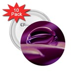 Waterdrop 2.25  Button (10 pack) Front