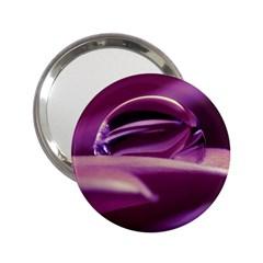 Waterdrop Handbag Mirror (2.25 )