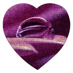 Waterdrop Jigsaw Puzzle (Heart)