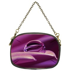 Waterdrop Chain Purse (One Side)