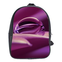 Waterdrop School Bag (large)