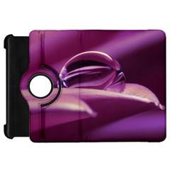 Waterdrop Kindle Fire HD 7  Flip 360 Case