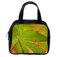 Leaf Classic Handbag (One Side)
