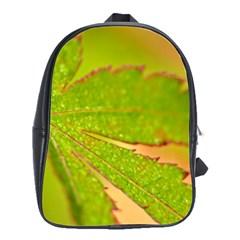 Leaf School Bag (large)
