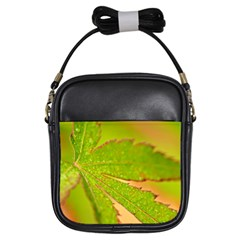 Leaf Girl s Sling Bag