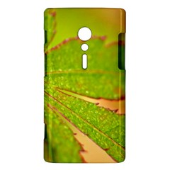 Leaf Sony Xperia ion Hardshell Case