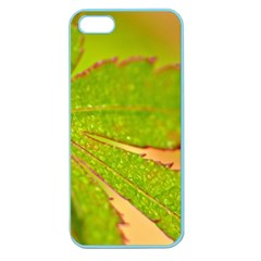Leaf Apple Seamless iPhone 5 Case (Color)