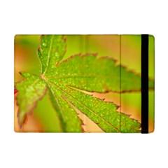 Leaf Apple Ipad Mini Flip Case