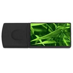 Bamboo 2GB USB Flash Drive (Rectangle)