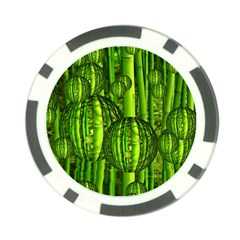 Magic Balls Poker Chip
