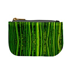 Bamboo Coin Change Purse